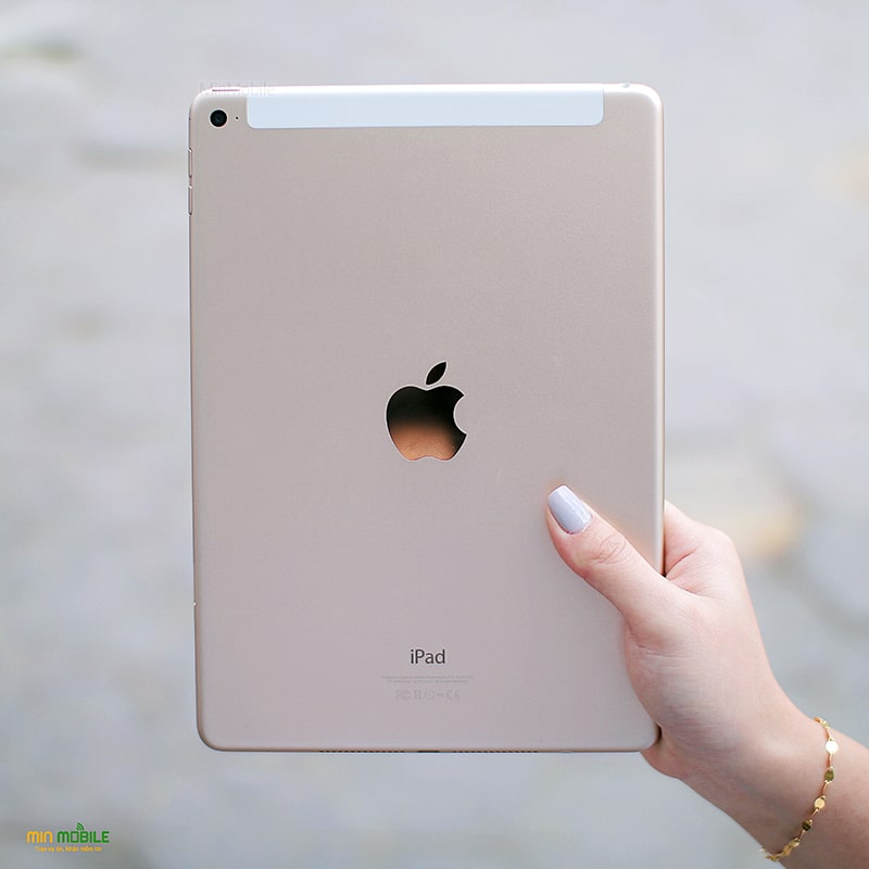 Camera 8MP trên iPad Air 2 cũ